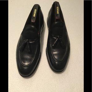 Allen Edmonds loafer size 7 Black